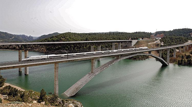 Viaducto de Contreras. / PN