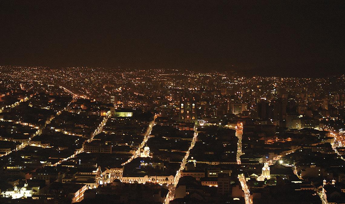 QUITO, ANFITRIONA DE HÁBITAT III. La capital de Ecuador ha sido sede de Hábitat III, que ha contado entre sus más de 35.000 asistentes con más de 120 alcaldes de ciudades de todo el mundo, incluidas Madrid, Barcelona y la propia Quito.